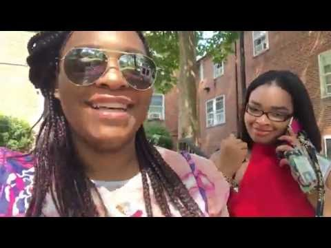 College Vlog #1: First Day of College @ Bowie State | #BSU