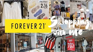 FOREVER 21 * SHOP WITH ME 2020