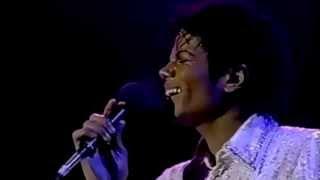 "The Jacksons - ""She's Out Of My LIfe"" live Victory Tour Toronto 1984 - Enhanced - HD"