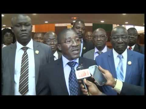 Côte D'Ivoire (Justice - Optimisation du Travail): Nouvelle Approche de Travail (La Communication Électronique), Les Éclaircissements du Ministre Gnénéma Mamadou COULIBALY à l'Assemblée Nationale