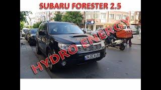 Subaru Forester 2.5 hidrojen yakıt sistem montajı