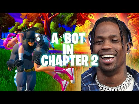 A Bot In Chapter 2 | Travis Scott - Highest In The Room (FORTNITE PARODY)