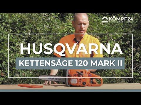 Husqvarna Kettensäge 236 Vorstellung und Startvorgang