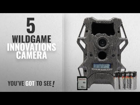 Top 10 Wildgame Innovations Camera [2018]: Wildgame Innovations Cloak Pro 12 Invisible Flash with