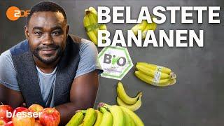 Betrug bei Bio? Nelson spürt extrem gespritzte Bananen auf