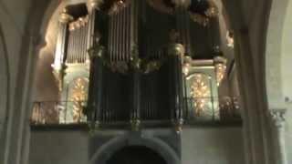 preview picture of video 'orgue Lescar (F) - Cantabile de  E. PASINI  (XXe siècle)'