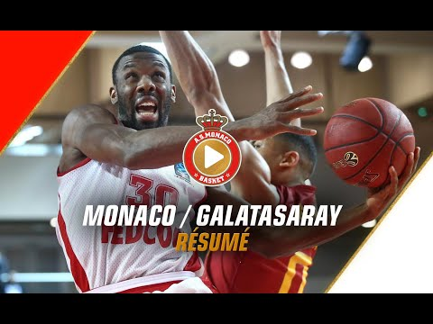 [MINI-MOVIE] Monaco - Galatasaray | EUROCUP