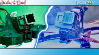 #FPV - DVR vs GoPro - Nazgul 5 et Megabee - #NORIFPV #IFLIGHT