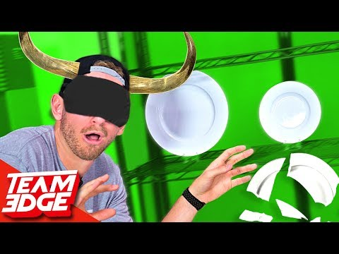 Bull In A China Shop Challenge!