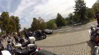 preview picture of video 'V Pielgrzymka Motocyklistów Wadowice - Kalwaria Zebrzydowska'