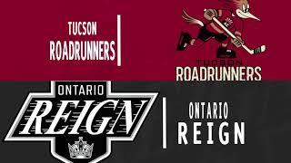 Roadrunners vs. Reign   Mar. 26, 2021
