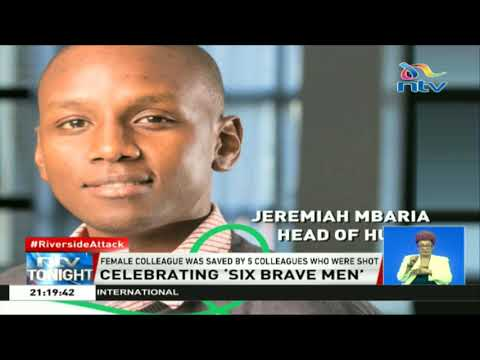 Memorial service held for 6 Cellulant employees who died in Dusit attack