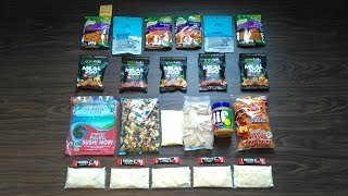 5 Day Backpacking Meal Plan | 3,000+ Calories Per Day