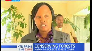 Narok to increase forest cover