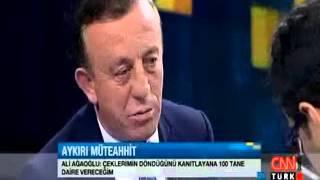 Bağırsağımdaki Bok Bile Görünür - Ali Ağaoğlu