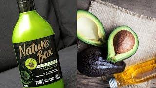 Review- Nature Box // Avocado Spülung // Mit 100% kaltgepresstem Avocado-Öl *Feuchtigkeit