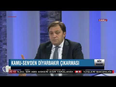 Genel Başkanımız Yücel KAZANCIOĞLU Bengü Türk TV'de Gündemi Değerlendirdi