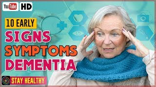 10 Early Symptoms of Dementia You should Know