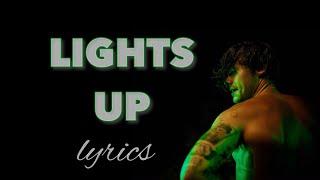 Harry Styles   Lights Up (Lyrics)