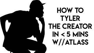 How To Tyler, The Creator In Under 5 Minutes WAtlass | FL Studio Song And Rap Tutorial