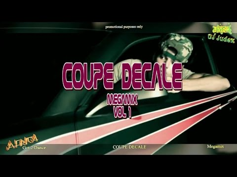 COUPE DECALE   - DJ JUDEX  Video Mix Vol 1 (HD) Mp3