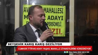 Üzeyir Yaşar: Herkesin gönlünde taht kuran bir belediye başkanı olacağım