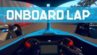 Virtual Lap: Ad Diriyah - ABB FIA Formula E Championship