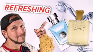 TOP 8 FRESH OUT OF THE SHOWER FRAGRANCES | BEST FRESH & CLEAN FRAGRANCES FOR MEN