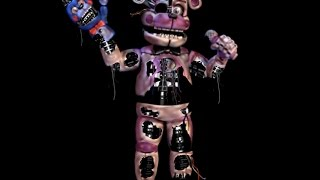 [FNaF speed edit] old funtime freddy