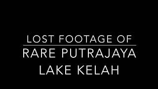 LOST FOOTAGE: Rare Putrajaya lake ikan Kelah (Malaysian Mahseer)