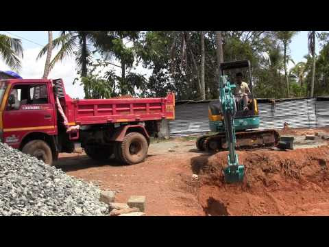 Kubota U30 Mini Excavator