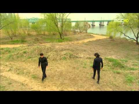 The Man Called God - e15 fighting (Song Il Gook)