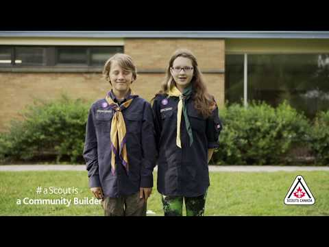 Reason #3: A Scout is… A Community Builder