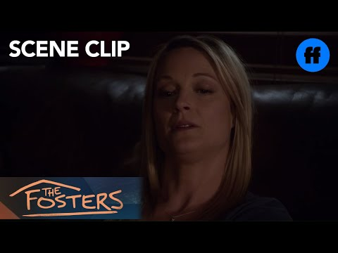 The Fosters 2.02 (Clip 'Stef & Brandon's Heart to Heart')