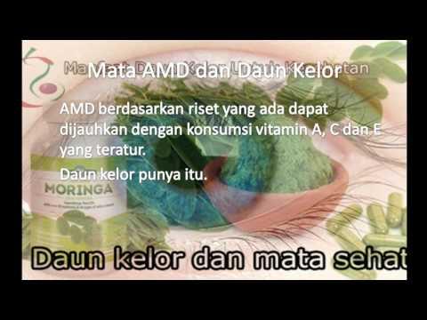 Video Manfaat daun kelor untuk mata dan penyakit mata