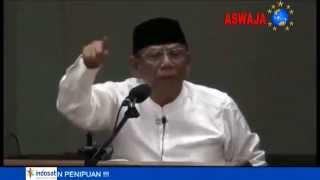 KH Hasyim Muzadi  Hukum HAM & Keadilan Sosial