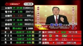 CSTV(阪田戰法)1130 顧奎國 分析師 2018-09-12