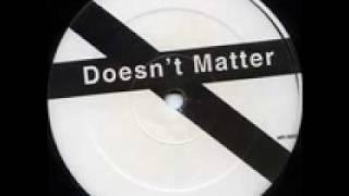 depeche mode - doesn't matter two (montana remix)