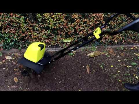 Unboxing FANZTOOL 800W Elektro Motorhacke Bodenhacke Gartenhacke