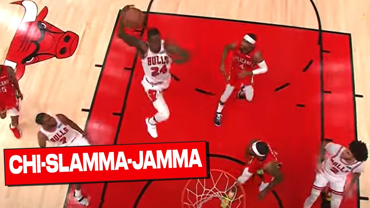 CHI-SLAMMA-JAMMA On Back to Back Breaks 👀