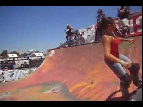 Amee Jay Papelera 06' sk8in'