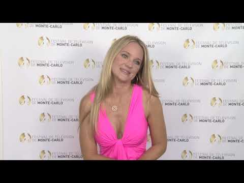 Sharon CASE - The Young and the Restless - Interview - FTV13