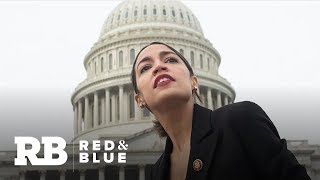 Ocasio-Cortez challenges GOP, members of Democratic Party — and she
