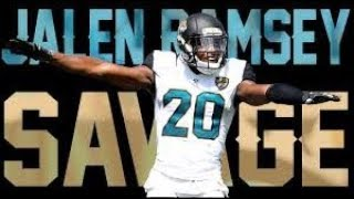 Jalen Ramsey Mic'd Up Funny Moments