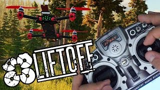 LIFT OFF - Simulatore FPV su STEAM