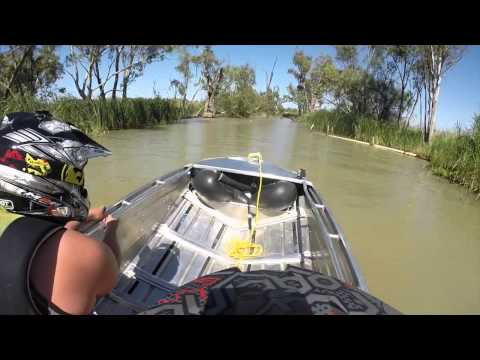 Souped-Up Dinghy Racing Is How You Stay Entertained In Country Australia