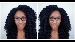 XPRESS YOUR KINKS BASIC CROCHET INSTALL I video by CARLYNE M on youtube