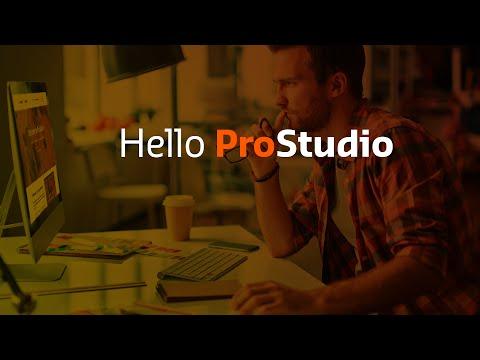 Hello ProStudio