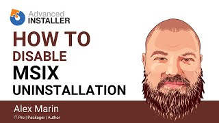 How to Disable MSIX Uninstallation