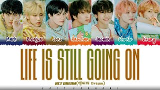 NCT DREAM (엔시티 드림) - 'Life Is Still Going On' (오르골) Lyrics [Color Coded_Han_Rom_Eng]